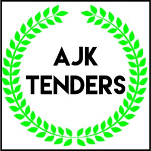 AJK PPRA Tender Notices 28 July 2020 Pakistan