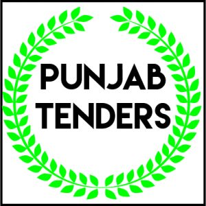 Tender Notice Machinery Lahore