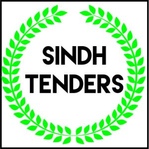 Tender Notice Sindh High Court Karachi